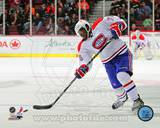 P.K. Subban 2011-12 Action Photo