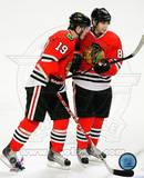J.Toews / P.Kane - 2009 Playoffs Photo