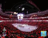 United Center Game Two of the 2010 NHL Stanley Cup Finals Photo