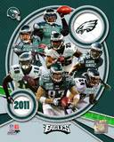 Philadelphia Eagles 2011 Team Composite Photo