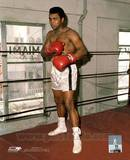 Muhammad Ali - At The Gym 3 Photo