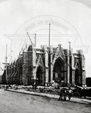 St. Patrick Cathedral under Construction Photo