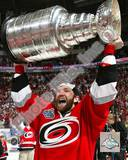 Eric Cole 2006 Stanley Cup Photo