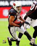 Larry Fitzgerald 2011 Action Photo