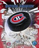 Montreal Canadiens 2005 - Logo / Puck Photo