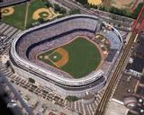 Yankee Stadium 1996; Ariel View Photo