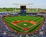 Kauffman Stadium 2012 Photo