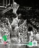 Magic Johnson Michigan State Photo
