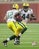 James Starks 2012 Action Photo
