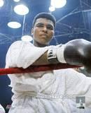 Muhammad Ali before his fight against Sonny Liston Miami Beach, Fl. 1964(19) Photo