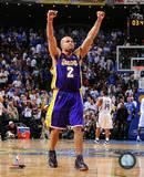 Derek Fisher - '09 Finals Photo
