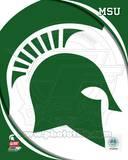 Michigan State University Spartans Team Logo Photo