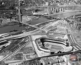 MLB Yankee Stadium and Polo Grounds, New York City Photo
