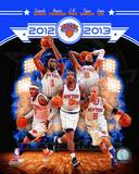 New York Knicks 2012-13 Team Composite Photo