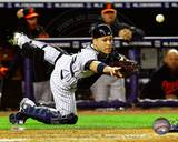 Russell Martin 2012 Action Photo