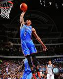 Russell Westbrook 2011-12 Action Photo