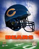 Chicago Bears Helmet Logo Photo
