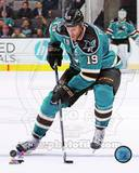 Joe Thornton 2012-13 Action Photo