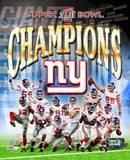 New York Giants - Super Bowl XLII Photo