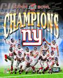 New York Giants - Super Bowl XLII Photo
