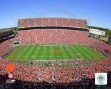 Memorial Stadium Clemson University Tigers 2012 Photo