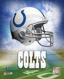 Indianapolis Colts Helmet Logo Photo