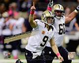 Drew Brees breaks Johnny Unitas' record October 7, 2017 Photo