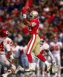 Jerry Rice - Leaping Catch Photo
