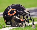 Chicago Bears Helmet Photo