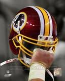 Washington Redskins Helmet Spotlight Photo