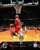 Michael Jordan 1996 Action Photo