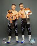 Primo And Epico With Tag Title Belts Photo