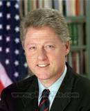 President William Jefferson Clinton Photo