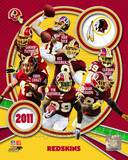 Washington Redskins 2011 Team Composite Photo