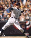 Sparky Lyle - Pitching Photo