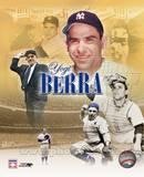 Yogi Berra Legends Composite Photo