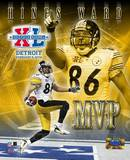 Super Bowl XL - Hines Ward MVP Photo