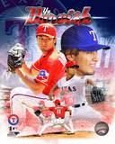 Yu Darvish 2013 Portrait Plus Photo