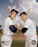 Mickey Mantle and Roger Maris- Blue Sky Foto
