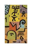 Zitronen Giclee Print by Paul Klee