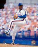 Dwight Gooden - Pitching Action Photo