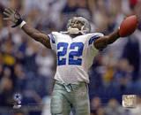 Dallas Cowboys  22 Emmitt Smith Sports Photo Photo