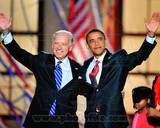 Democratic Presidential candidate Barack Obama & Vice Presidential candidate Joe Biden, Democratic Photo