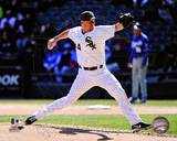 Jake Peavy 2013 Action Photo