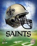 New Orleans Saints Helmet Logo ©Photofile Photo