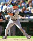 Gordon Beckham 2012 Action Photo