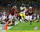 James Harrison Touchdown - Super Bowl XLIII Photo