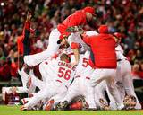 The St. Louis Cardinals Celebrate Winning World Series in Game 7 of the 2011 World Series 2 Photo