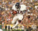 Walter Payton - Airbound Photo