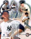 Mickey Mantle Legends Photo